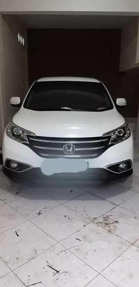 All New Honda Crv 2.4 AT triptonic, pemakaian 2013,, ISTIMEWA