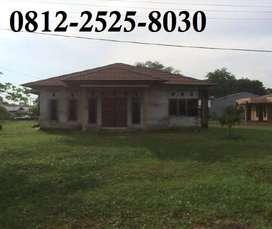Rumah murah tanah luas 910 manggar belitung timur