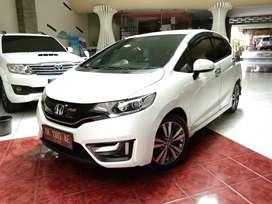 Jazz RS 2015 CVT Matic Asli Bali Super Istimewa