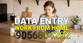 Required Male and Female for home based jobs.