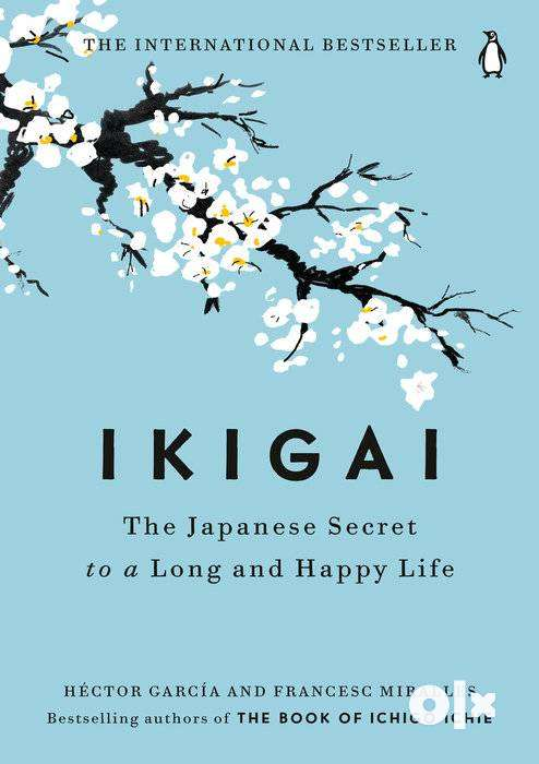 Ikigai: The Japanese Secret to a Long and Happy Life 0