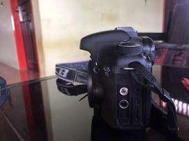 Canon7D+Lensa 50mm