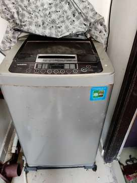 LG topload waching machine
