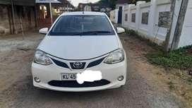 Toyota Etios Liva 1.4 GD, 2015, Diesel
