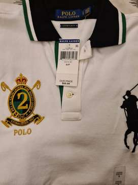 4 - Original Polo Ralph Lauren (Mens Small Polo's)
