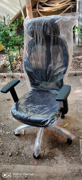 Office Chair or Revolving Chair With Head Rest Brand New Packed Piece
