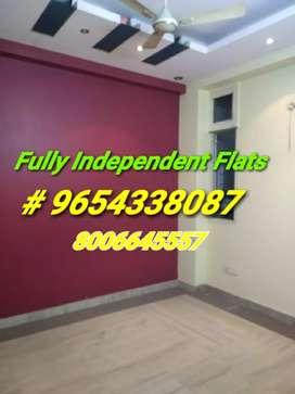 Laxmi Nagar : Furnish nd Independent 1bhk, 2bhk nd 3bhk flats on rent