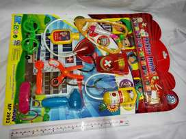 Mainan anak dokter junior