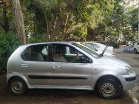 Very less driven indica top model car