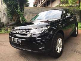 Land Rover Discovery Sport Diesel SD4 thn 2015/2016 km 13.000 CBU ATPM