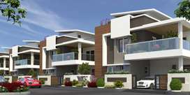 Luxurious Gated Community Villas In Mangalagiri Near NRI