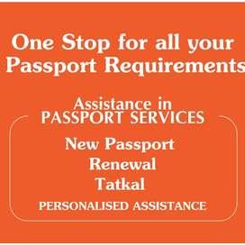 Assistance in Passport