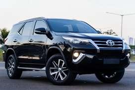 Jual Sangat Cepat Toyota Fortuner VRZ 2017