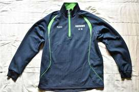 Jaket Training Rebook Dark Blue Original
