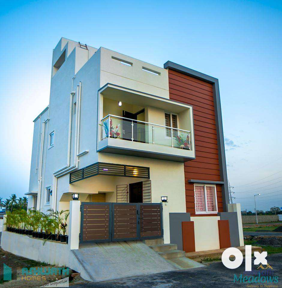 west tambaram 3bhk individual house for sale booking open..