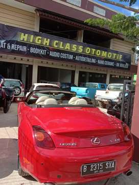 Franchise Bengkel Highclass otomotif