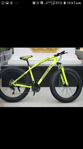 BRAND New FAT TYRE FOLDABLE CYCLE