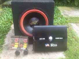 Power Audio dan Speaker Mobil