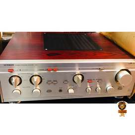 LUXMAN L-510 stereo integrated amplifier