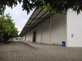 Dijual gudang zona industri utk pabrik di Kendal barat kota Semarang