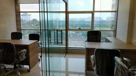 Fully furnished office for sale near Plam beach Road