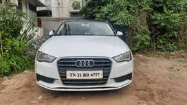 Audi A3 2016 Diesel Well Maintained