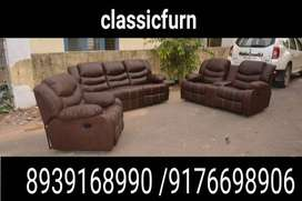 bran dnew reasoanble price full set recliner sofa