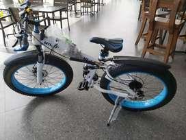 Sepeda Gunung keren bs lipat