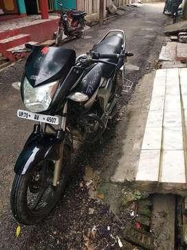 Hunk bike available in Prayagraj in very good condition