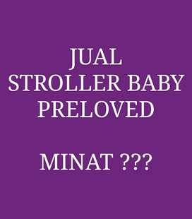 PRELOVED - Stroller iSport Baby