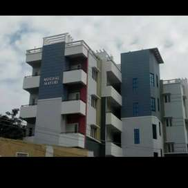 3 BHK and Store room , Kitchen with good ambience near main road