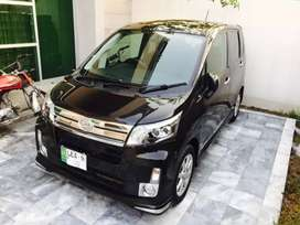 Daihatsu Move custom G Package 2014 model/2015 import/2016 Reg Lahore