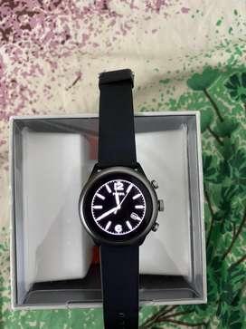 Fossil Sport 43mm Black Smartwatch