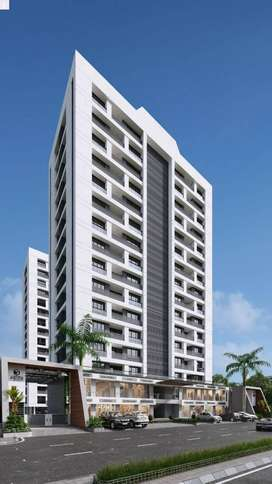 2 bhk flat for sale in pal ,surat