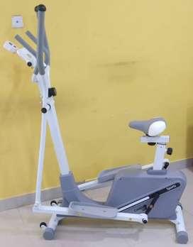 Cardio World Sharp Elliptical Cross Trainer Model