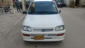 Daihatsu coure c.x eco orignal car 1st owner