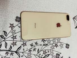 Iphone 8 plus 64gb (Gold)