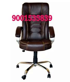 New high back puffy office chair revolving chair executive chair