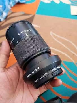 Lensa standar Sony Dslr
