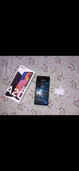 Samsung A20s 4/64