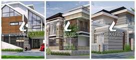 Jasa arsitek khusus rumah mewah di Bitung