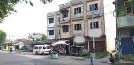 Dijual Ruko Gandeng Jl. Bunga Raya, Sunggal,Medan Sunggal