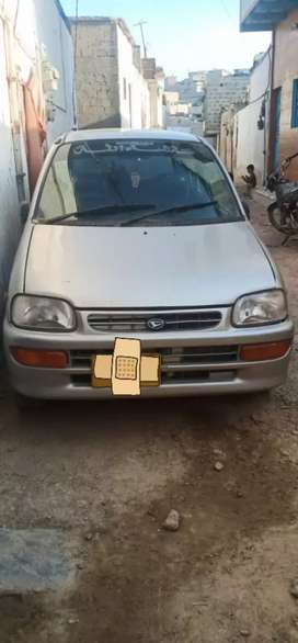 Coure 2001 petrol + cng