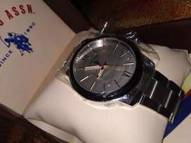 US Polo Assn Watch Brand New Packed !