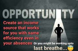 Work as part time without disturbing your current work.