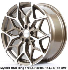 velg racing hsr ring17 h8x100-114,3