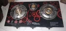 3 burners gas stove