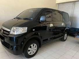 Suzuki APV Arena GL 2013 MT Manual Hitam MULUS NO SEPET