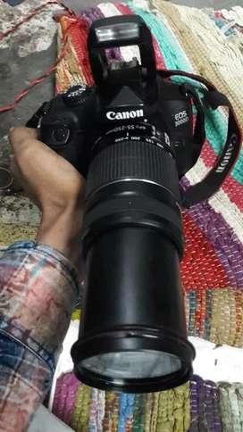 Canon DSLR  3000d