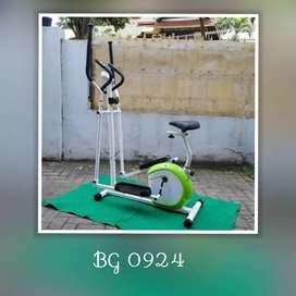 Jual Sepeda Statis // Treadmill // Home Gym // Series Elliptical